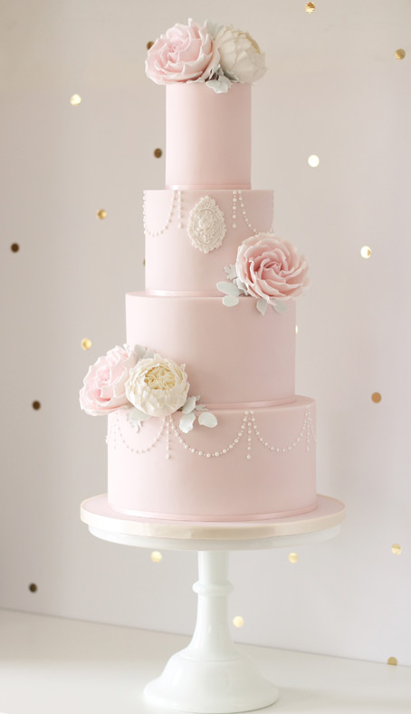 Lookbook - wedding cake inspiration by Fancie Buns